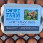Court Farm Eggs