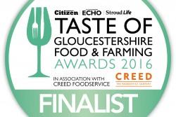 Glos Taste finalist