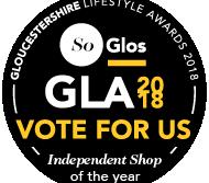 SGGLA 2018 VOTE FOR US Website Badge