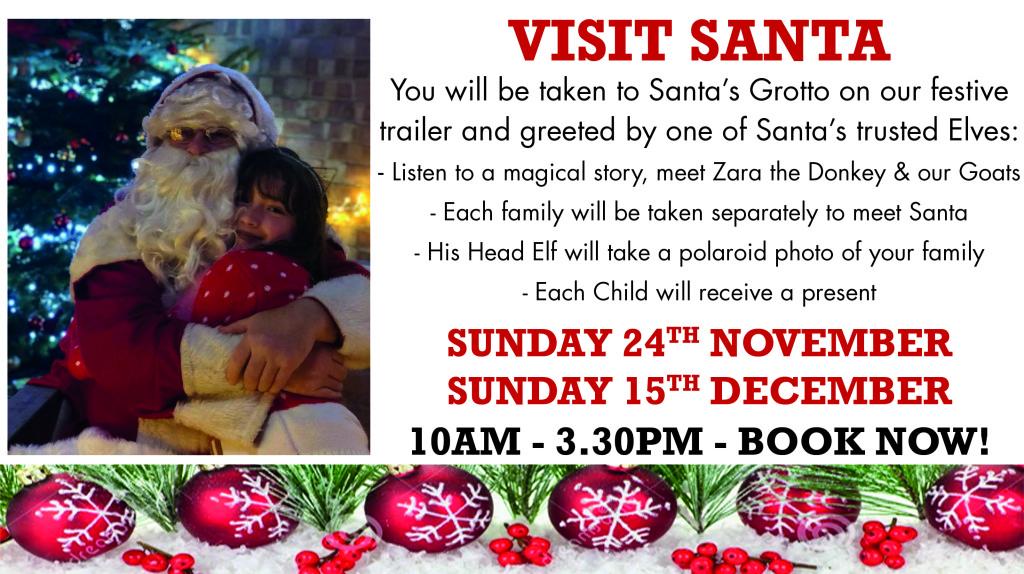 Meet Santa 2019