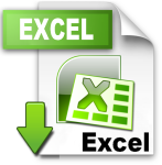 Excel Download Ikon