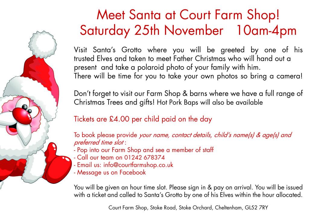 Meet Santa 25-11-17
